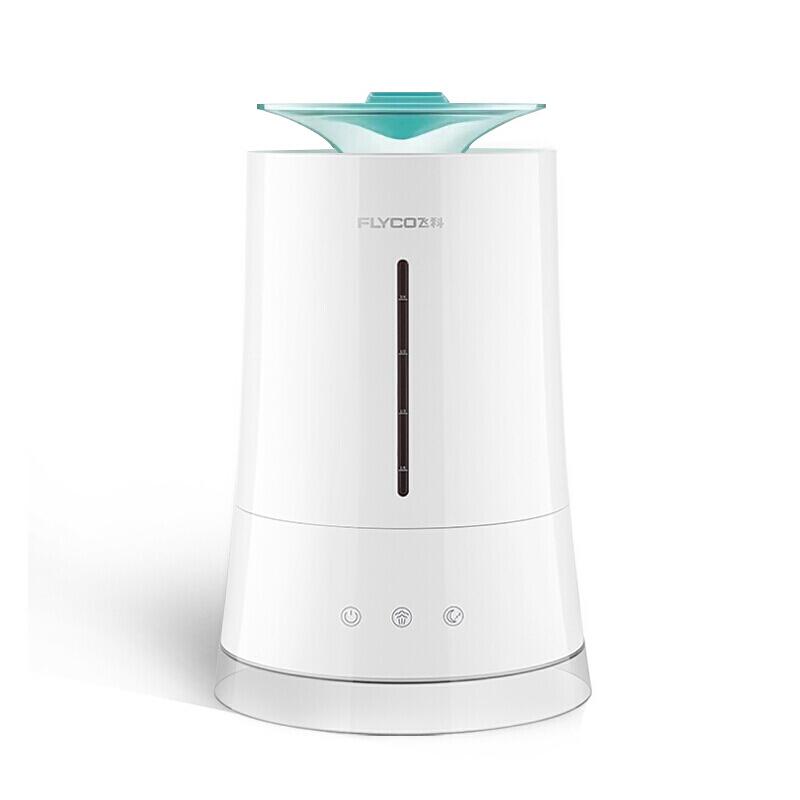 飞科(FLYCO)空气加湿器 家用卧室办公室FH9227(4L浅蓝)