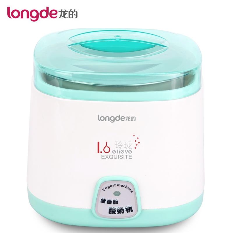 Longde/龙的  LD-SN10B酸奶机全自动家用304不锈钢内胆1L纳豆机小型米酒机