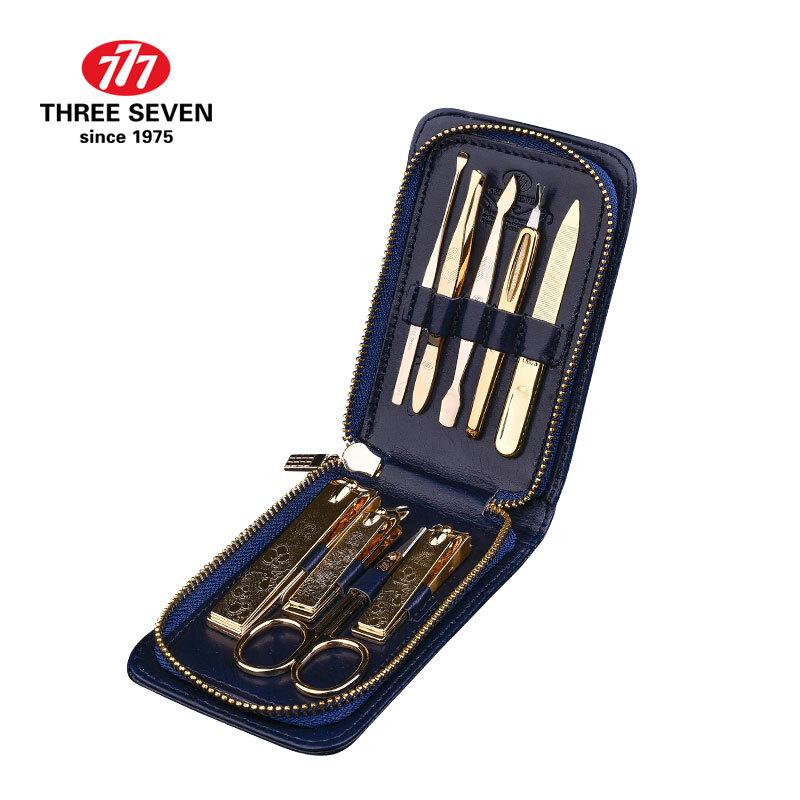 777指甲刀套装指甲剪钳修容美护组合9件套NTS-6015G