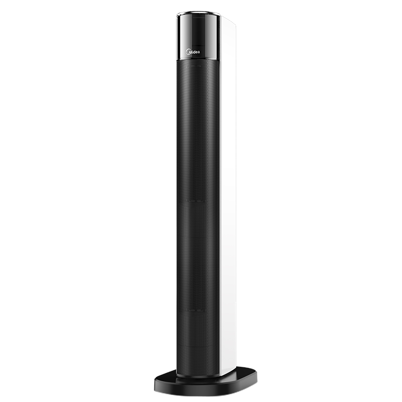 Midea/美的 立式摇头黑色 暖风机 取暖器 NTH22-18AR