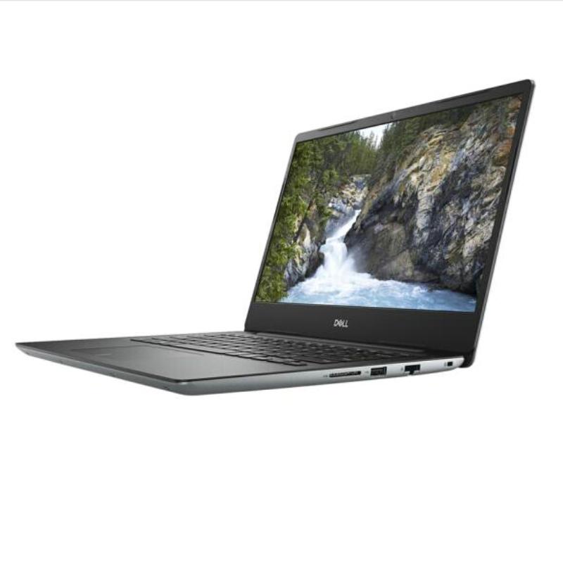 戴尔(DELL) 成就5000 5481 14英寸i5八代半窄边框金属轻薄商务办公学生手提笔记本电脑 银色i5-8265U 4GB 256G MX130