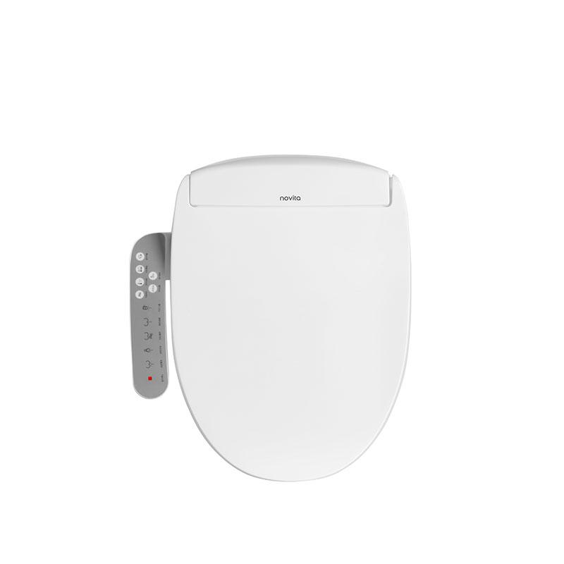 科勒旗下品牌novita/诺维达全进口家用智能马桶盖板冲洗洁身器 PK3715T