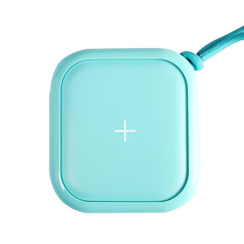 MIPOW 便携迷你无线充电宝移动电源SPX01(W)10000毫安 春夏款 天蓝色