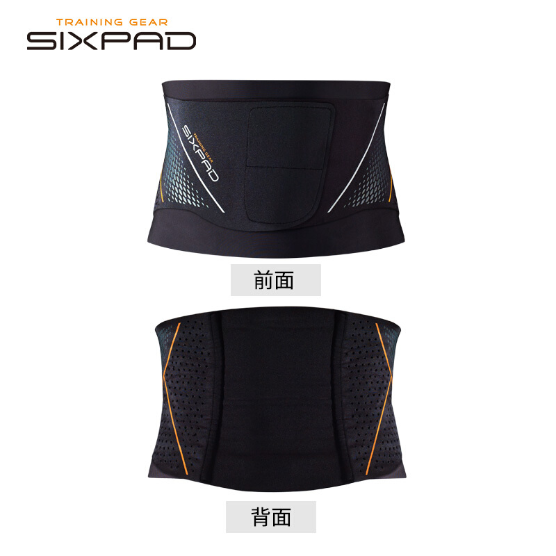 SIXPAD Training Suit Waist紧身训练腰带 腰腹增肌塑形腰封