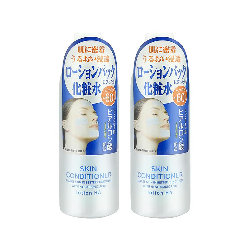 娜丽丝透明质酸化妆水360ml*2