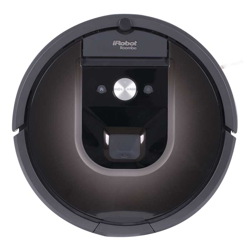 iRobot 艾罗伯特 美国智能规划导航扫地拖地擦地机器人Roomba 980080  黑色