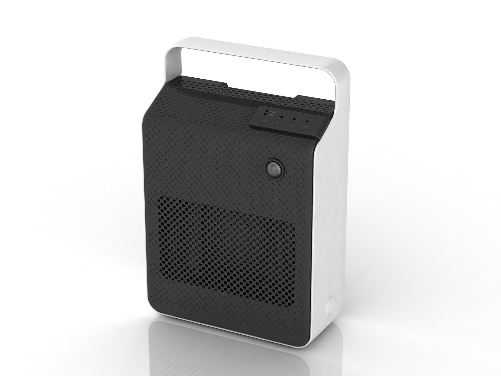 家奈智能型人感取暖器NT17-A2(800W)白色