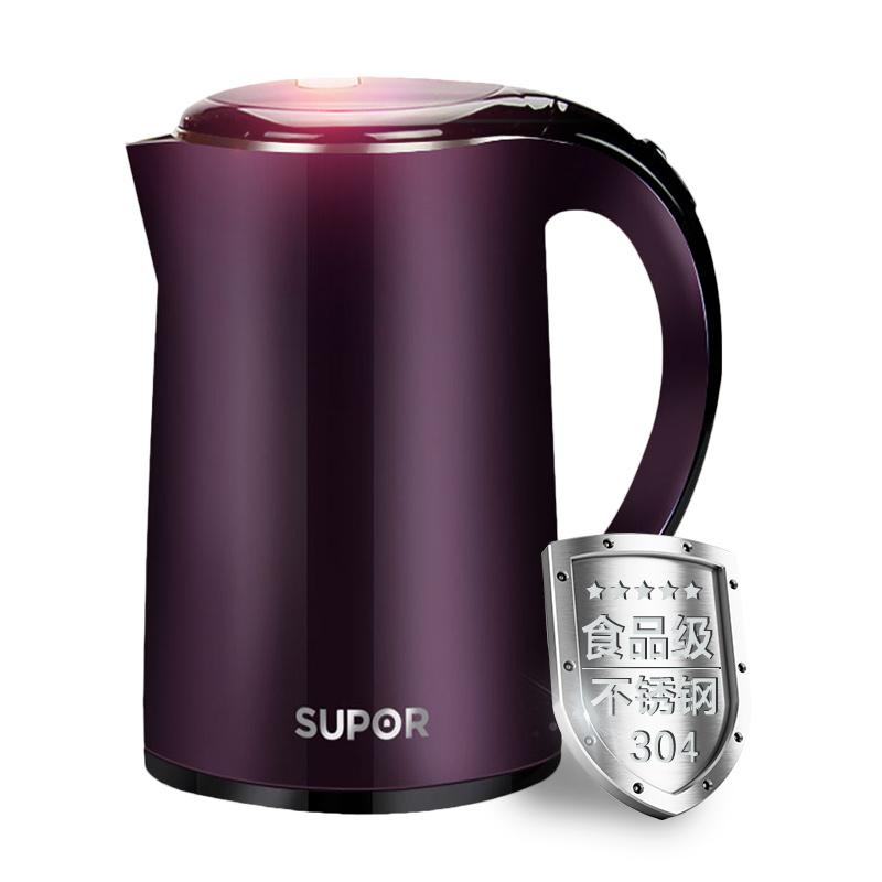 苏泊尔电热水壶SWF17C05B