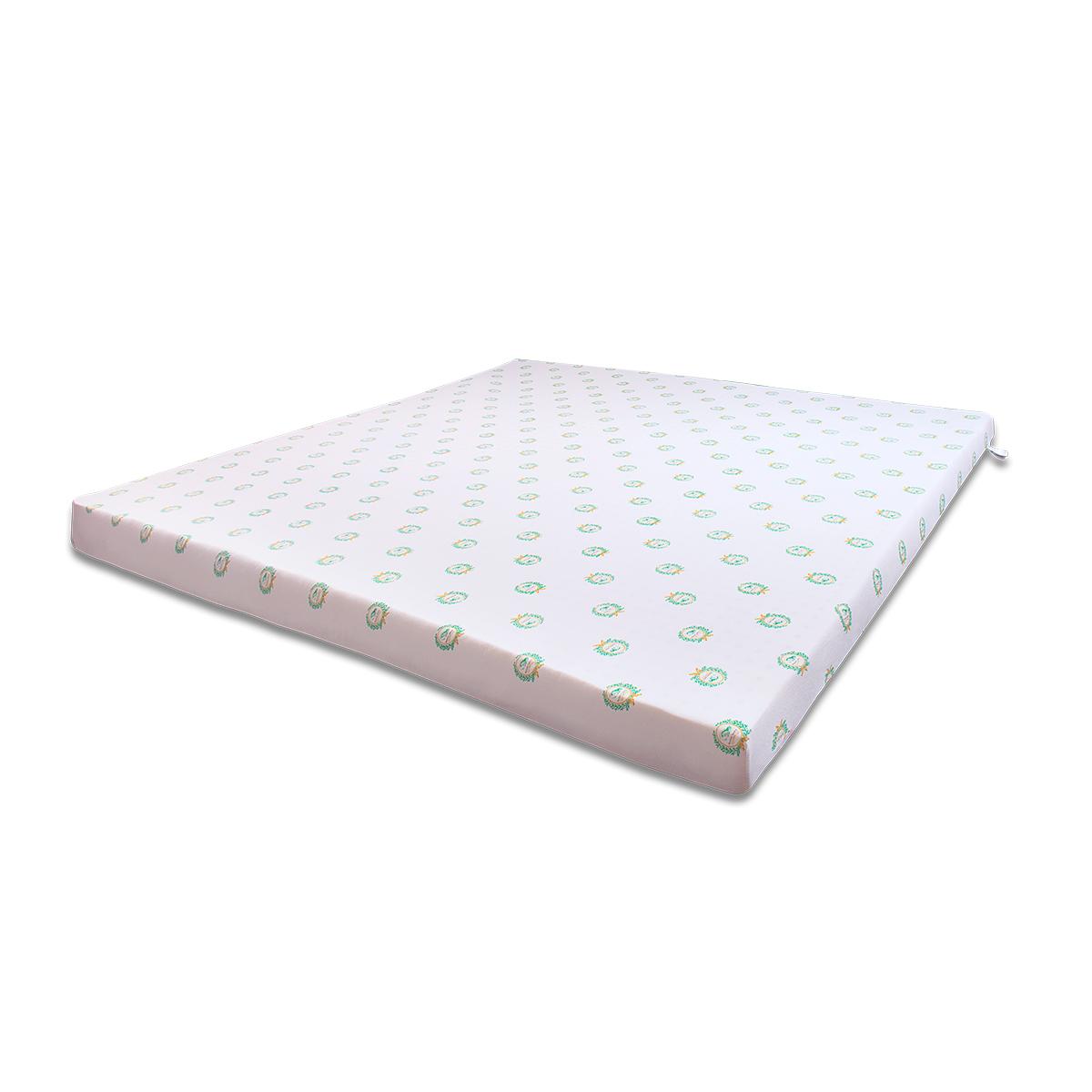 泰国-素万纯天然乳胶床垫1.2m*2m(7.5CM)