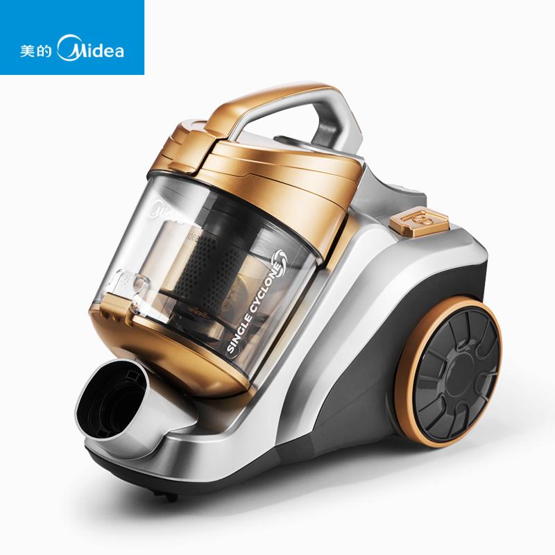 Midea/美的 強力吸塵器家用手持吸塵大功率除塵VC12A1-FG