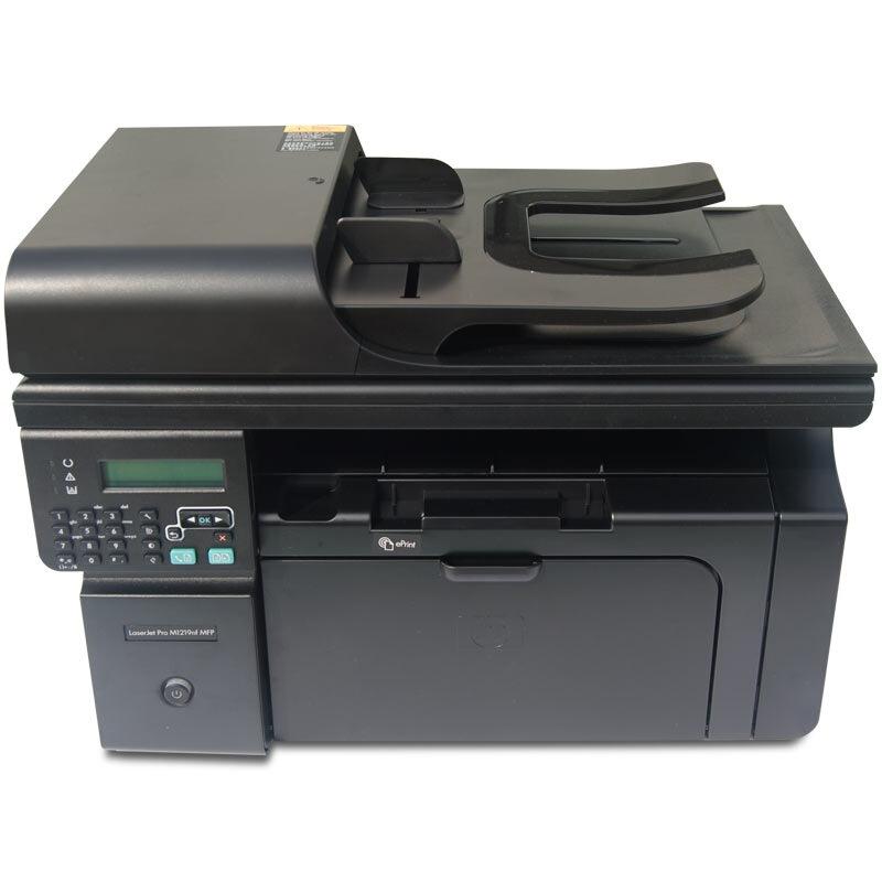HP 惠普 LaserJet Pro M1219nf 多功能激光一體機 (打印 復印 掃描 傳真)
