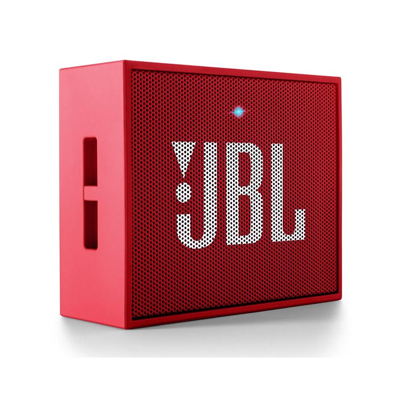 JBLGO音樂金磚無線藍牙手機小音響紅色