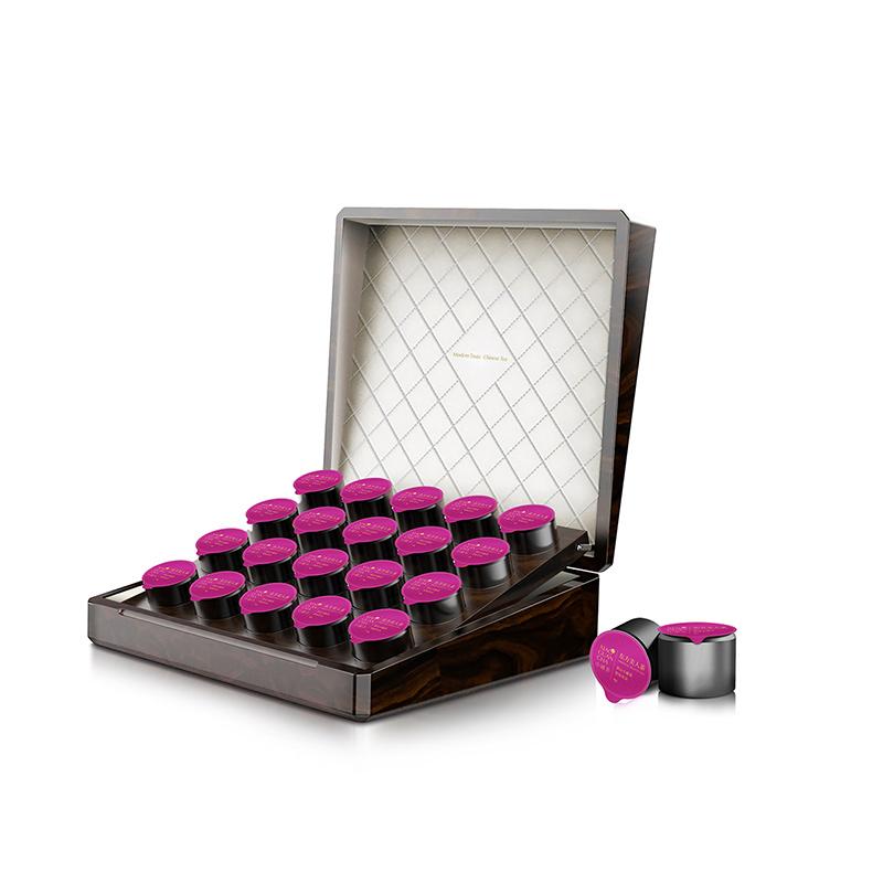 小罐茶黑罐20罐木盒装-东方美人限量版礼盒
