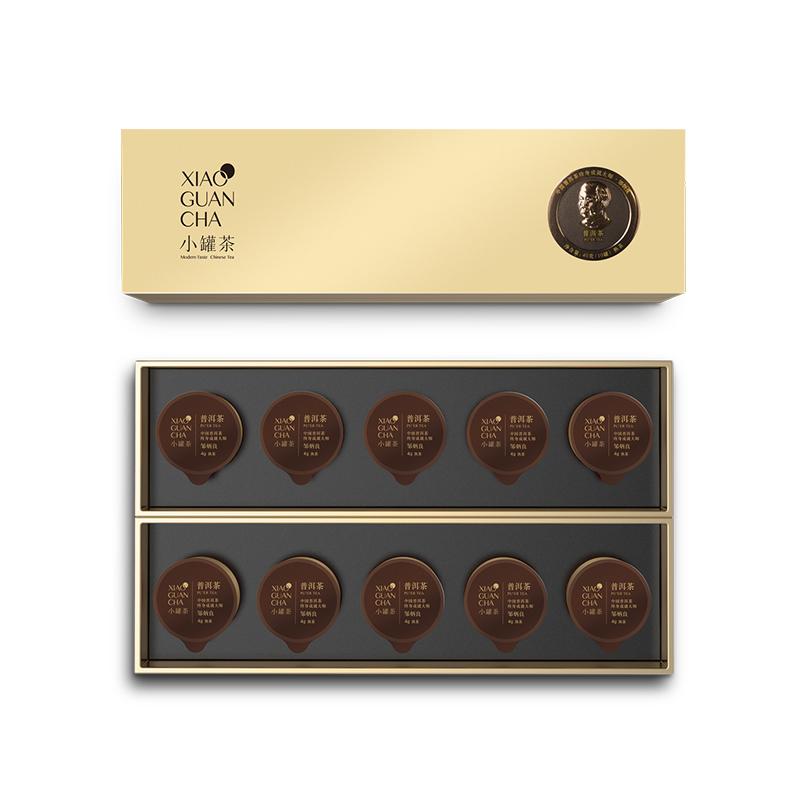 小罐茶10罐條裝-普洱熟茶禮盒