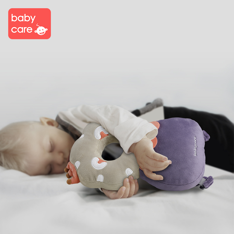 babycare5166嬰兒防摔枕斯洛克天使