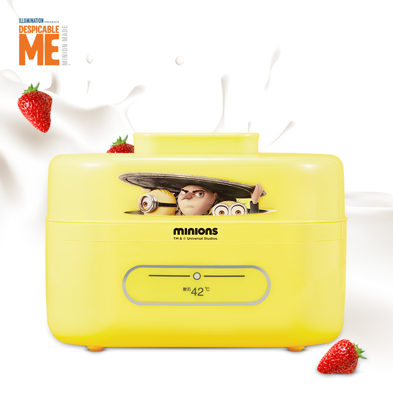 神偷奶爸小黄人酸奶机SA-DSN10
