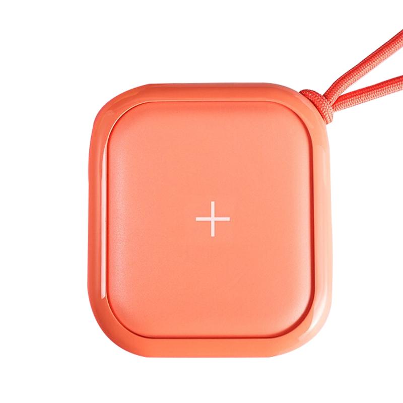 MIPOW 便携迷你无线充电宝移动电源SPX01(W)10000毫安 春夏款 粉红色