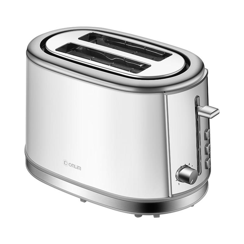Donlim/東菱DL-8095烤面包機家用多功能全自動吐司機多士爐早餐機