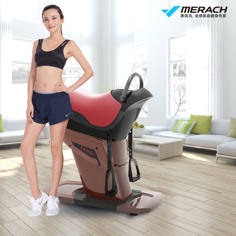麥瑞克騎馬機健身器電動騎馬機健騎機家用騎馬健身器減肥瘦身MR-1512