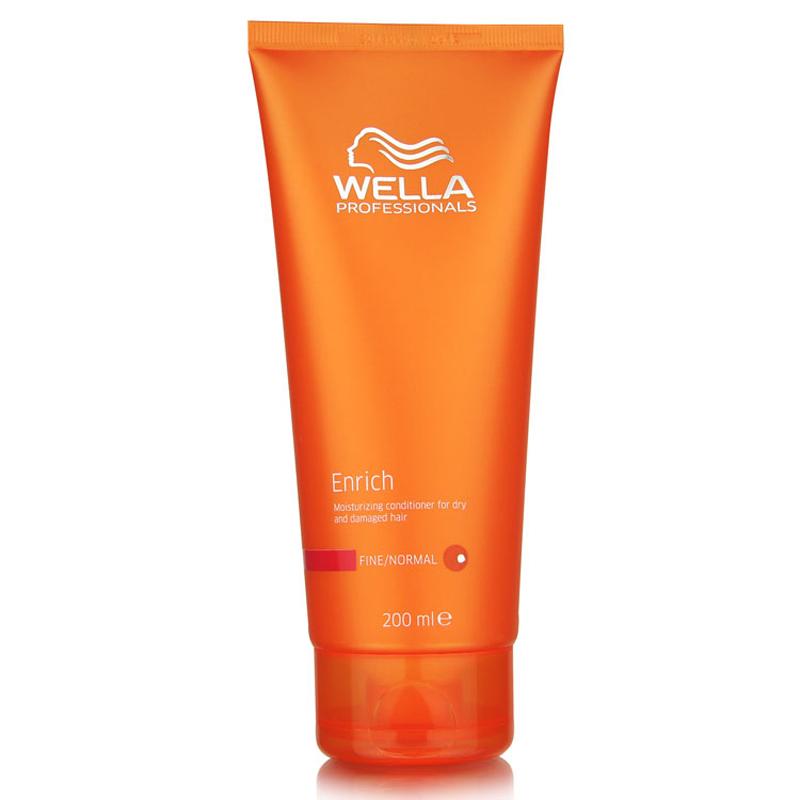Wella威娜滋養修護護發素(細軟-正常發質)200ml(V2)專業沙龍級洗護原裝進口