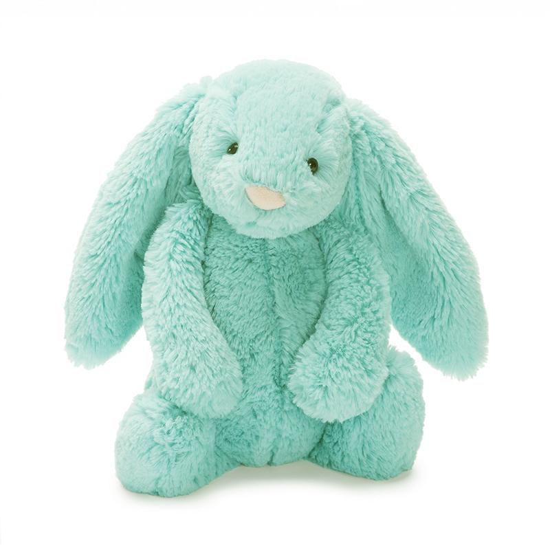 Jellycat害羞邦尼兔淺綠色 中號31cm