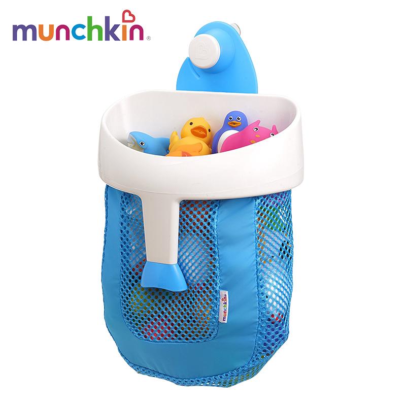滿趣健Super ScoopTM浴室洗澡玩具收納框