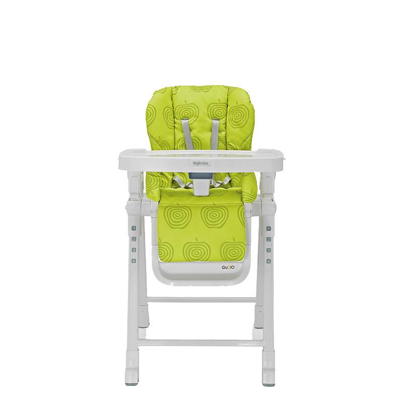 英吉利那佳多豪華餐椅(蘋果綠)