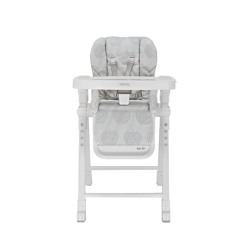 英吉利那佳多豪華餐椅(銀灰色)