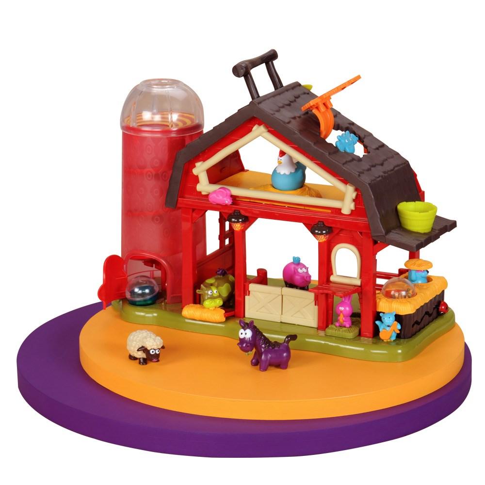 B.Toys比樂BX1222Z開心農倉