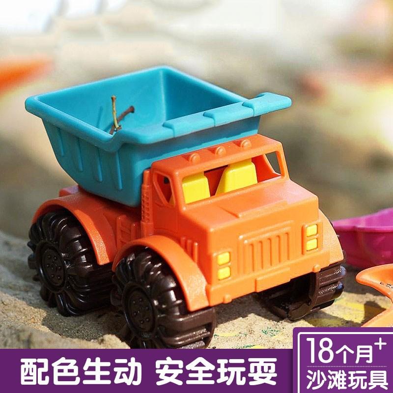 B.Toys比乐BX1528Z沙滩车船组合装
